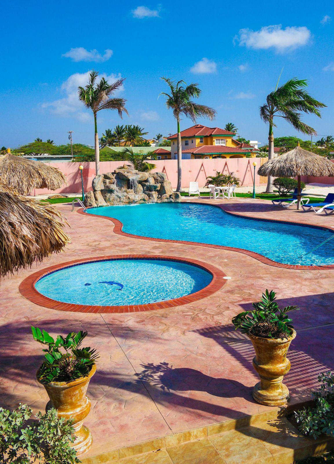 Sasaki Apartments In Aruba
