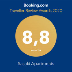 Booking.com traveler review awards 2020